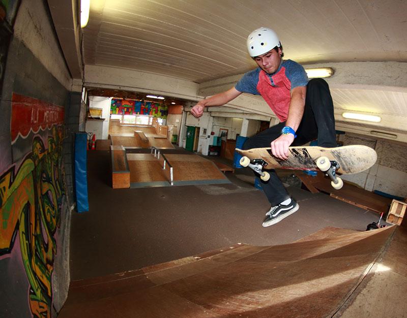 Nouveaux horaires Skate Park