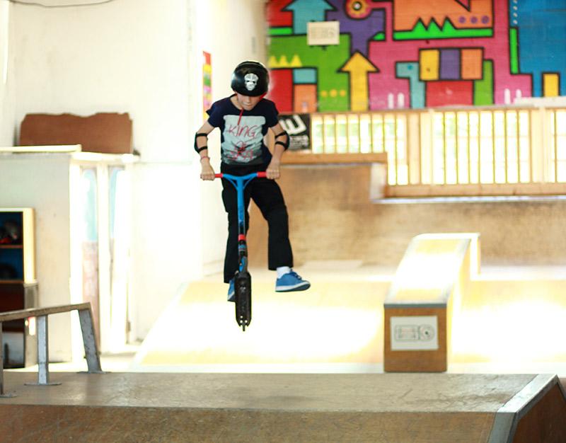 Le Skatepark se rénove !