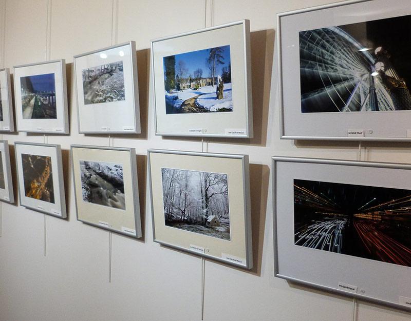 Expo photos à l'accueil des Ateliers