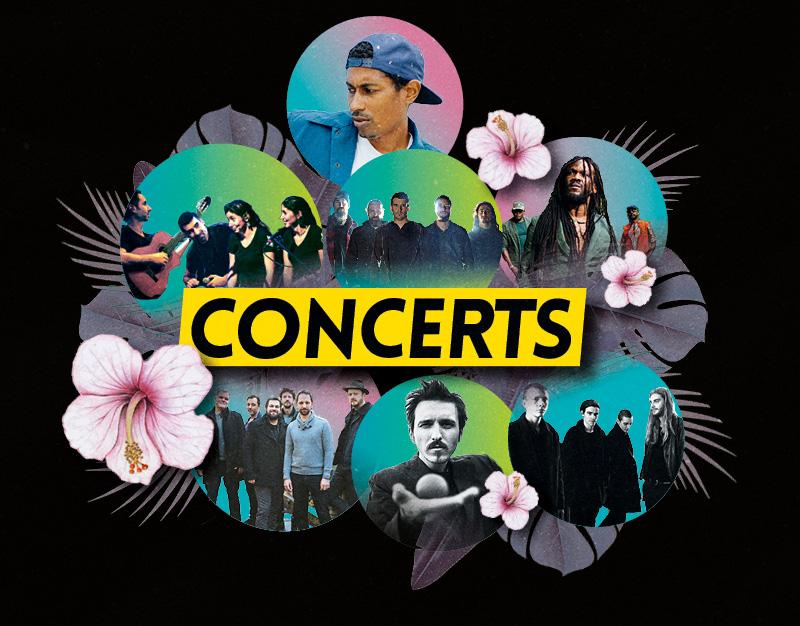 Agenda concerts