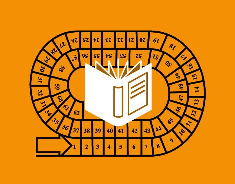 Jeux de lectures au Palais du roi de Rome