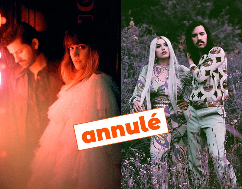 ANNULÉ /// Bandit Bandit + Les Deuxluxes