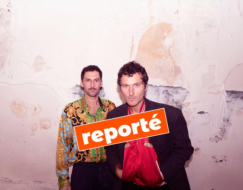 Aaron à La Lanterne /// EN COURS DE REPORT