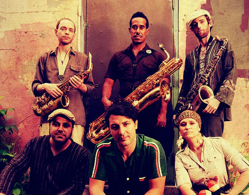 The Souljazz Orchestra + FunkyMuppets