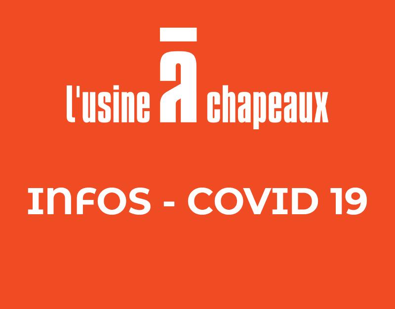 INFOS – COVID 19