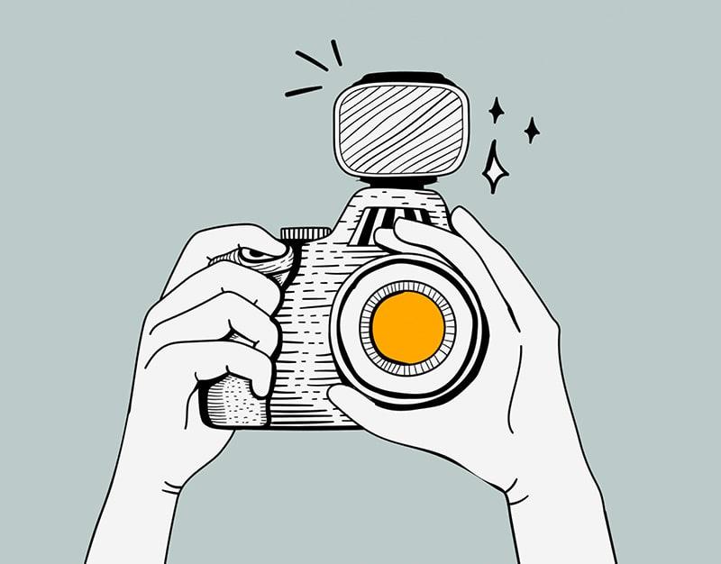 Le Club photo continue de pratiquer en ligne