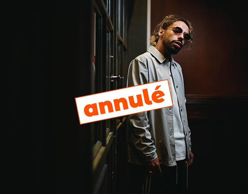 ANNULÉ /// Nemir + Première partie