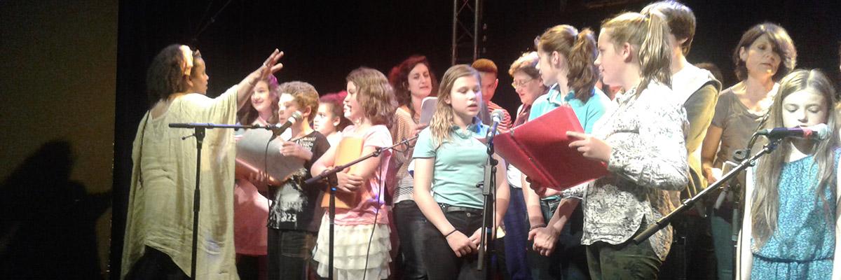 Chant entre générations