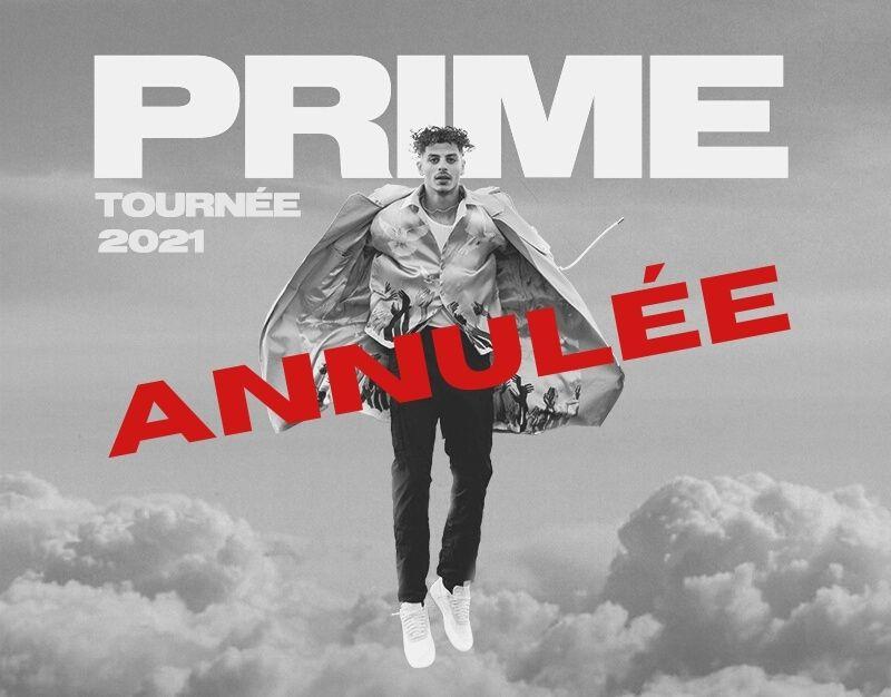 TOURNÉE ANNULÉE /// Prime à la Lanterne