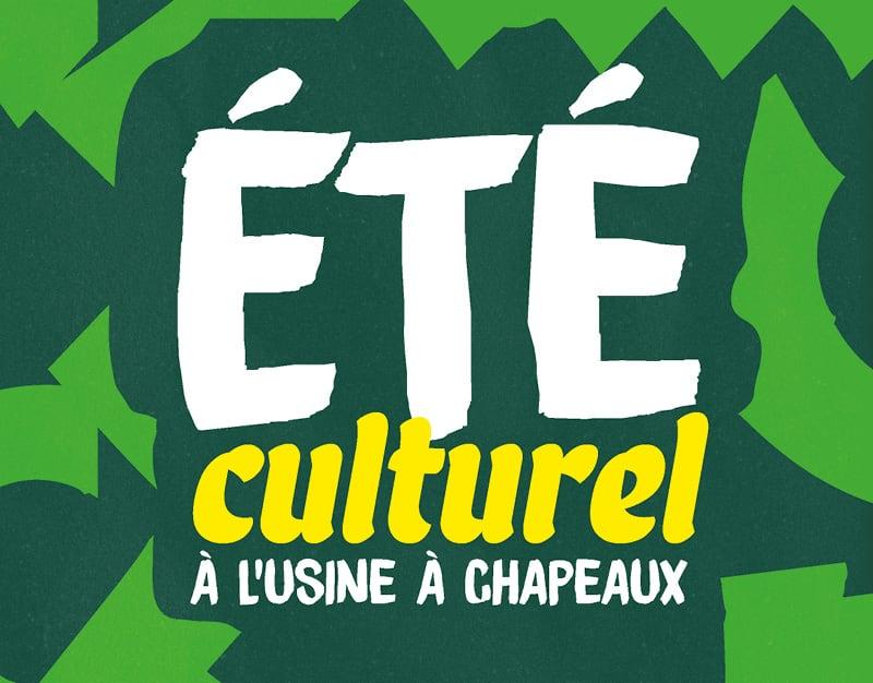 L'Été culturel 2021 à l'Usine !
