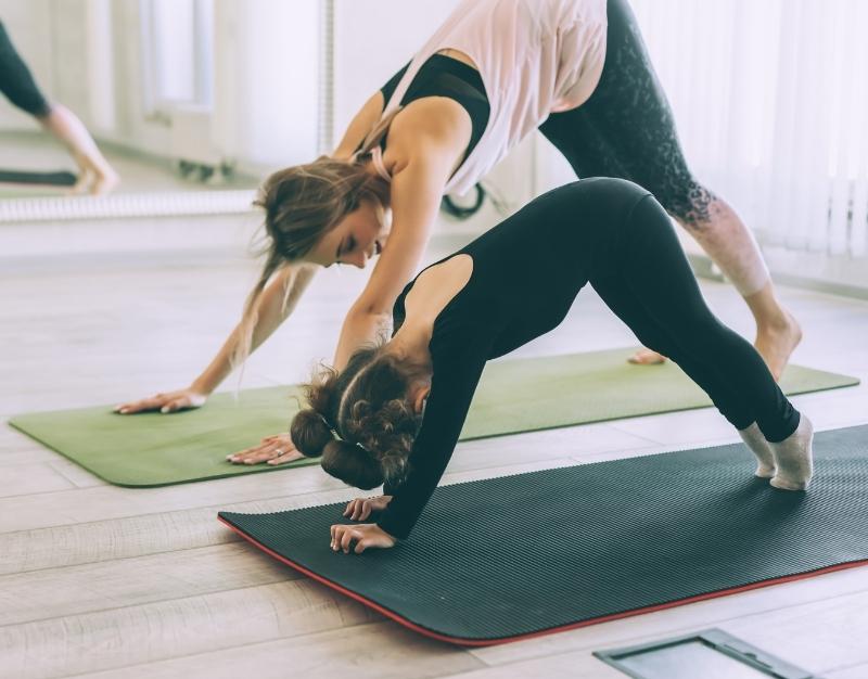 Yoga parents/enfants en sept. et oct.